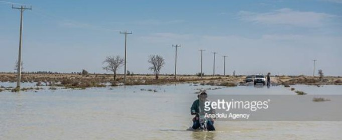 Наводнения в Иране унесли жизни 10 человек