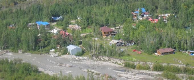 На Аляске произошло землетрясение магнитудой 4,9