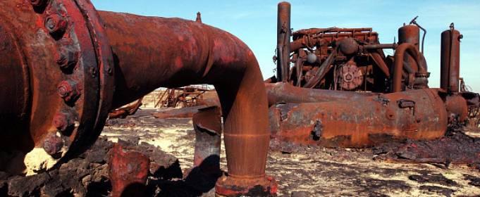 У Кувейті сталася пожежа на одному з найбільших у світі нафтових родовищ