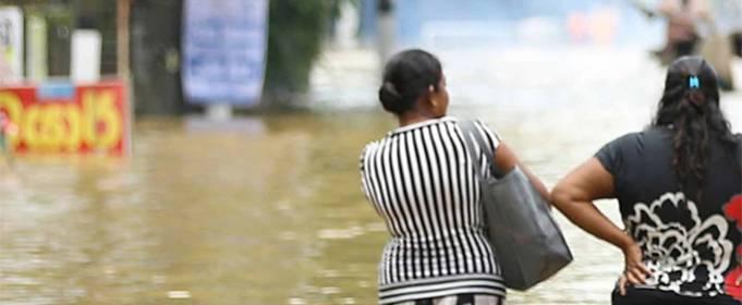 Від повені в Шрі-Ланці постраждали близько тисячі чоловік