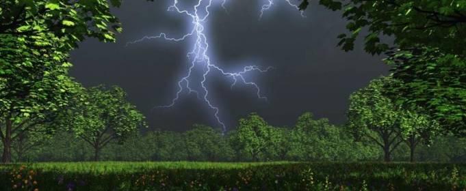 В Україні оголошене штормове попередження
