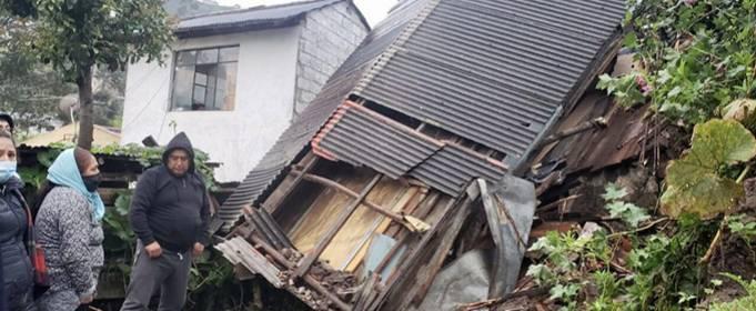 Внезапные наводнения нанесли серьезный ущерб в Эквадоре