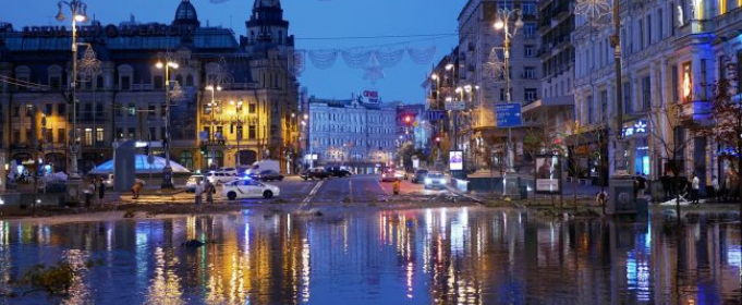 У Києві 28 травня очікується сильний дощ