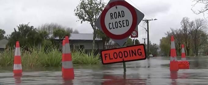 У Новій Зеландії після повені оголошено надзвичайний стан