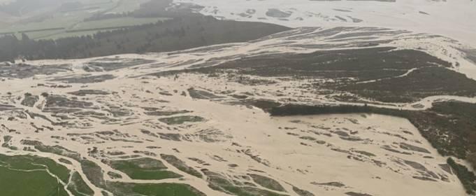 У Новій Зеландії сталася повінь, яка трапляється раз на 100 років