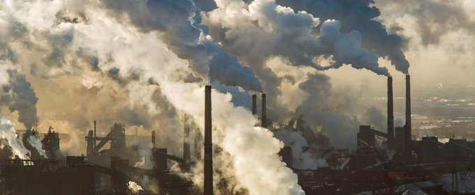 Насколько загрязнен воздух в городах Европы?