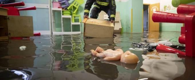 У Римі сталася повінь після шторму