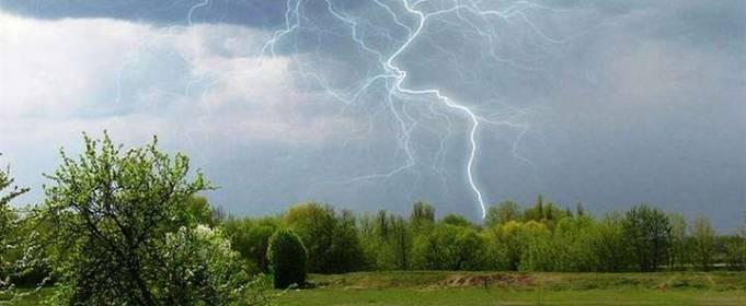 Погода в Украине на четверг, 10 июня