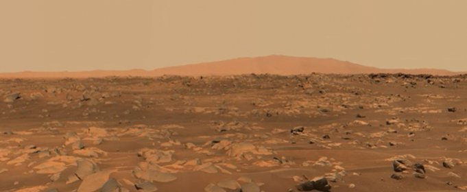 НАСА опублікувало нову панораму Марса, надіслану марсоходом Perseverance