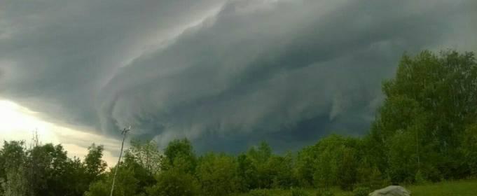 Погода в Украине на субботу, 12 июня