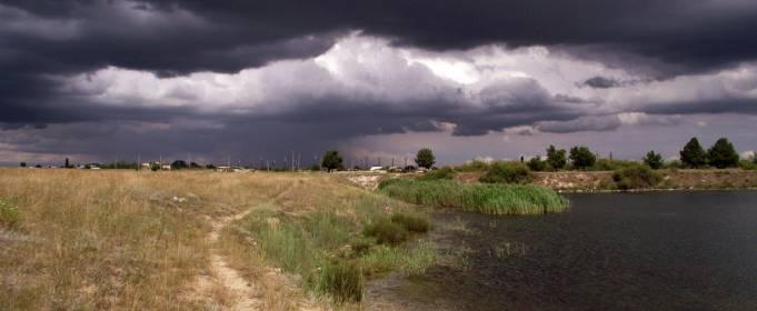 Погода в Украине на воскресенье, 13 июня