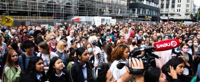 Суспільство School Strike 4 Climate оголосило себе расистським і саморозпустилося