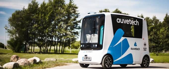В Естонії запустять безпілотні автобуси на водні