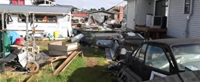 Смертельний торнадо обрушився на Окленд у Новій Зеландії
