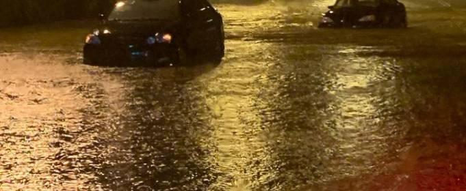 В результате наводнения в Индиане погиб человек