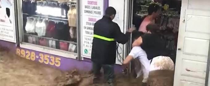 Сильні дощі викликали раптові повені в Коста-Ріці