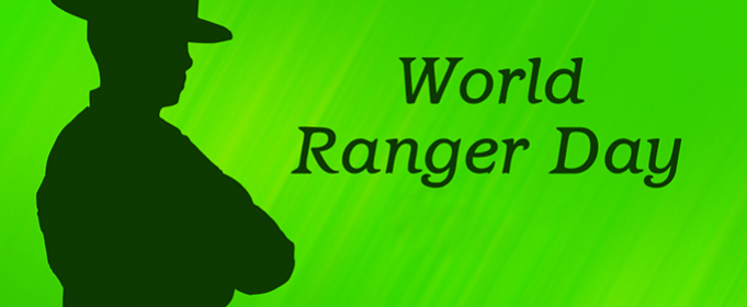 31 июля - Всемирный день рейнджера