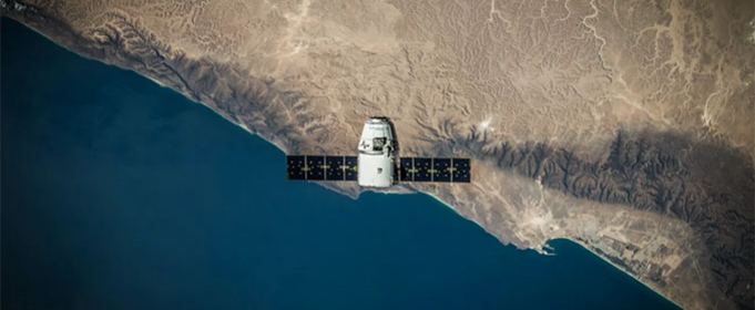 Новые китайские спутники будут работать на воздухе вместо обычного топлива