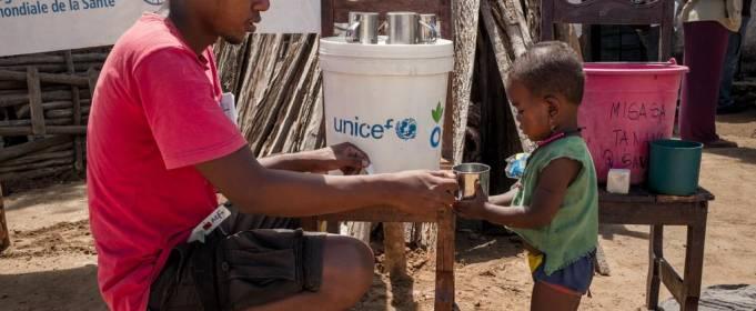 На Мадагаскаре возможен голод из-за изменения климата