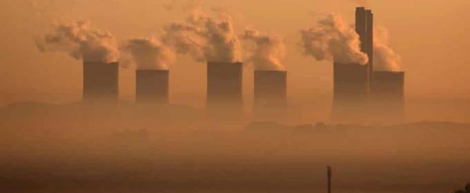 Выбросы углерода к 2050 году сократятся всего на 40% при нынешних темпах