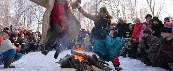 Старый новый год: сюрпризы в варениках, посевальщики, вещие сны